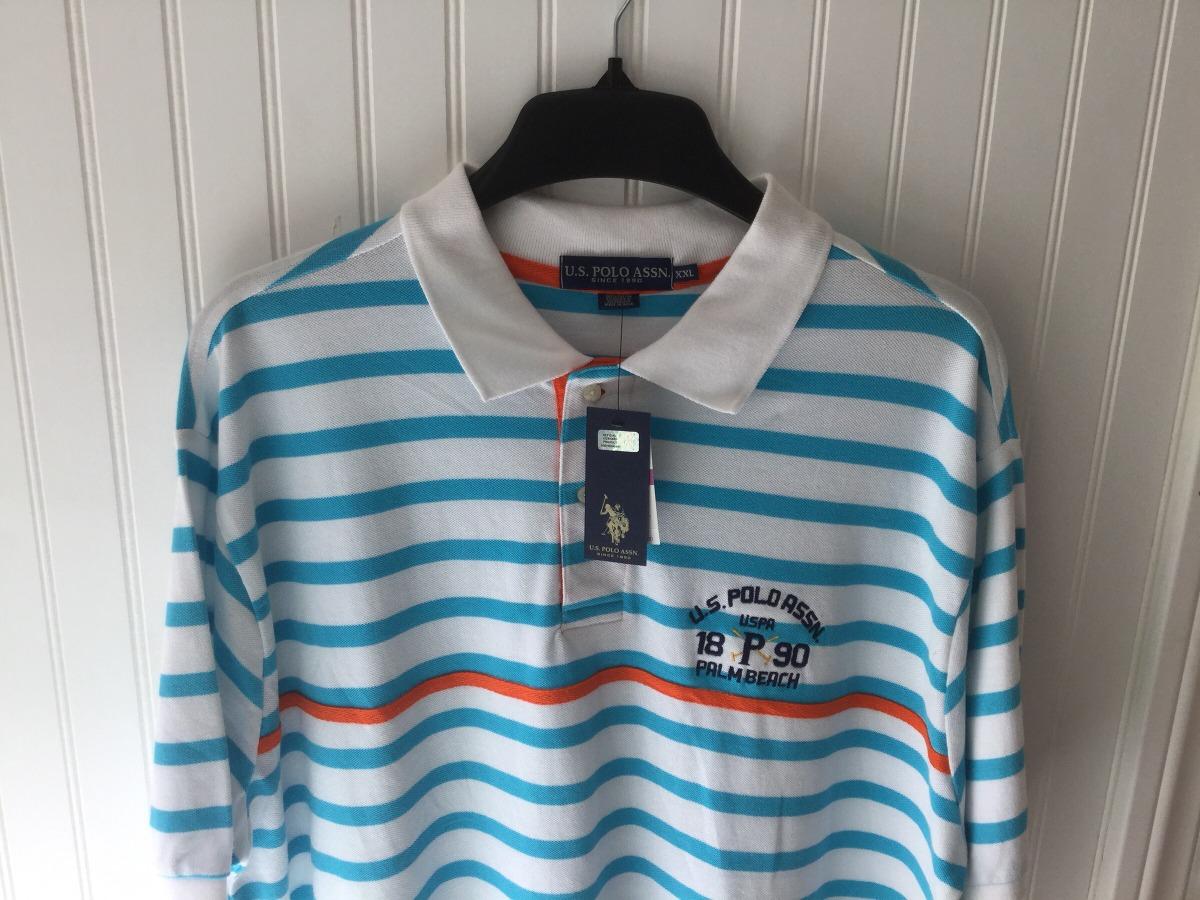 Camiseta Marca Us Polo Assn Talla Xxl -   55.000 en Mercado Libre a483b5ff430