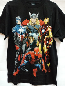 fdc514367ab Camisetas De Los Avengers 2 Ropa - Mercado Libre Ecuador