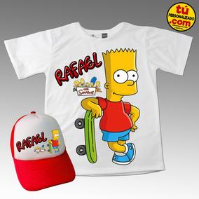 b8ccdf30b958 Camiseta Supreme Niño Dde Bart - Camisetas en Mercado Libre Colombia