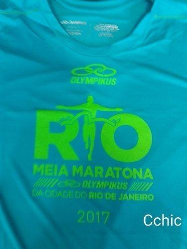 1a74aa29e4b Camiseta Masc P Olympikus Maratona 2017 R.j Cchic   - R  66