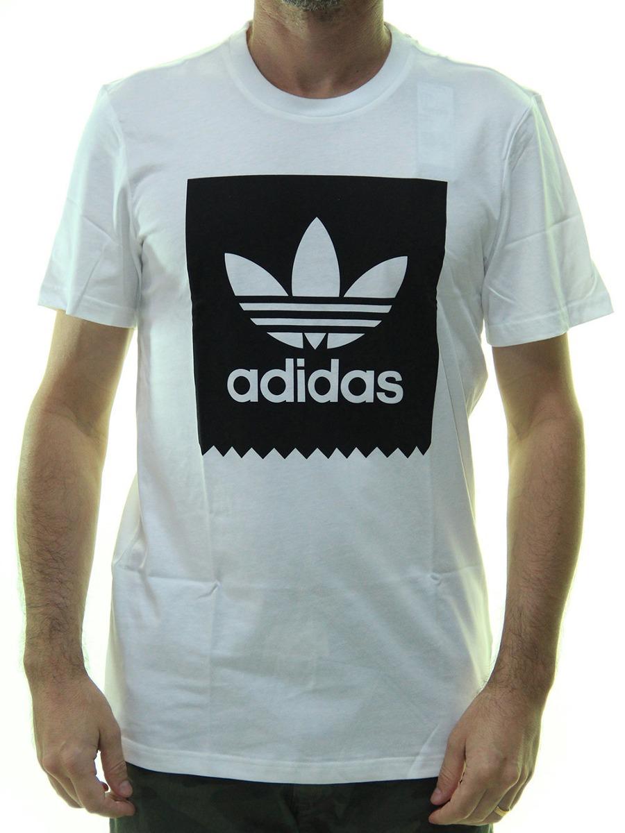 14fcae9f967 camiseta masculina adidas logo fil estampada manga curta - b. Carregando  zoom.