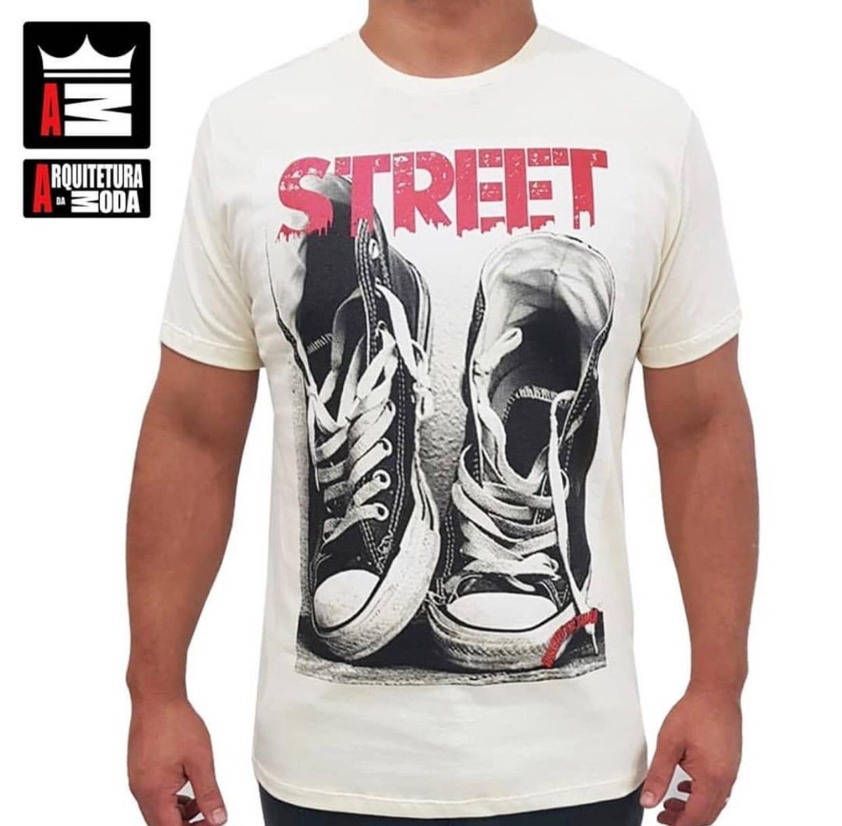 camiseta masculina arquitetura da moda estilo alternativo. Carregando zoom. dd6ad8ca39299