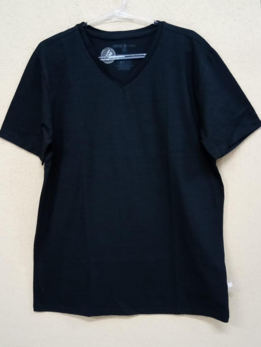9d5051db07 camiseta masculina basica gola v flame-cativa-incolors-i3058. Carregando  zoom.