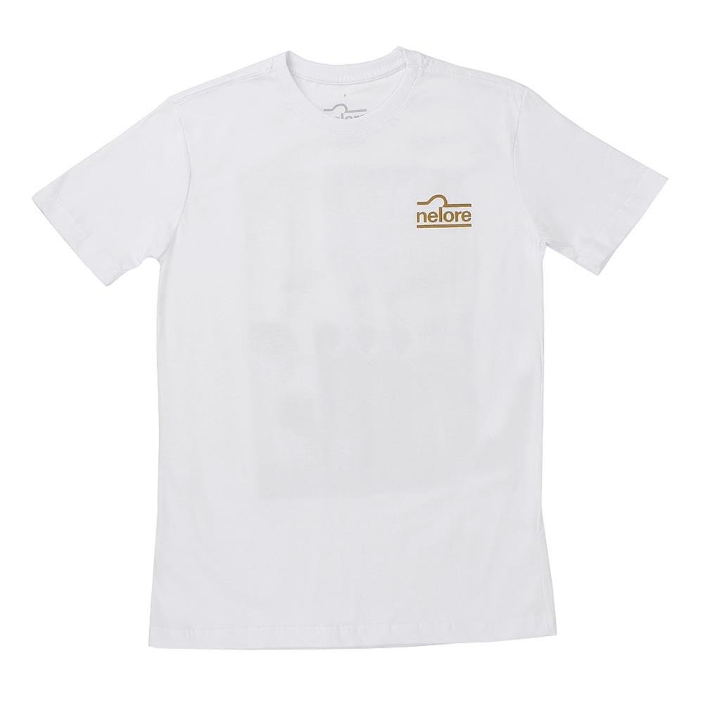 5d584cb732a62 camiseta masculina branca estampada - nelore 17484. Carregando zoom.