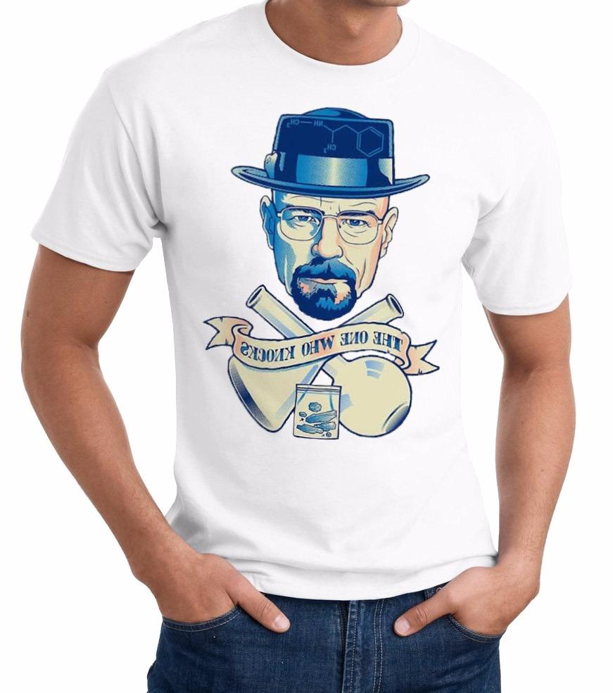 22a6a4d7f camiseta masculina breaking bad - mr white. Carregando zoom.