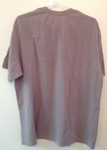 camiseta masculina cinza - grafitt - tam: gg - c.526