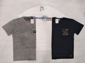dffaa0ce4a Camiseta Dc Shoes - Camisetas Masculinas Curta com o Melhores Preços no  Mercado Livre Brasil