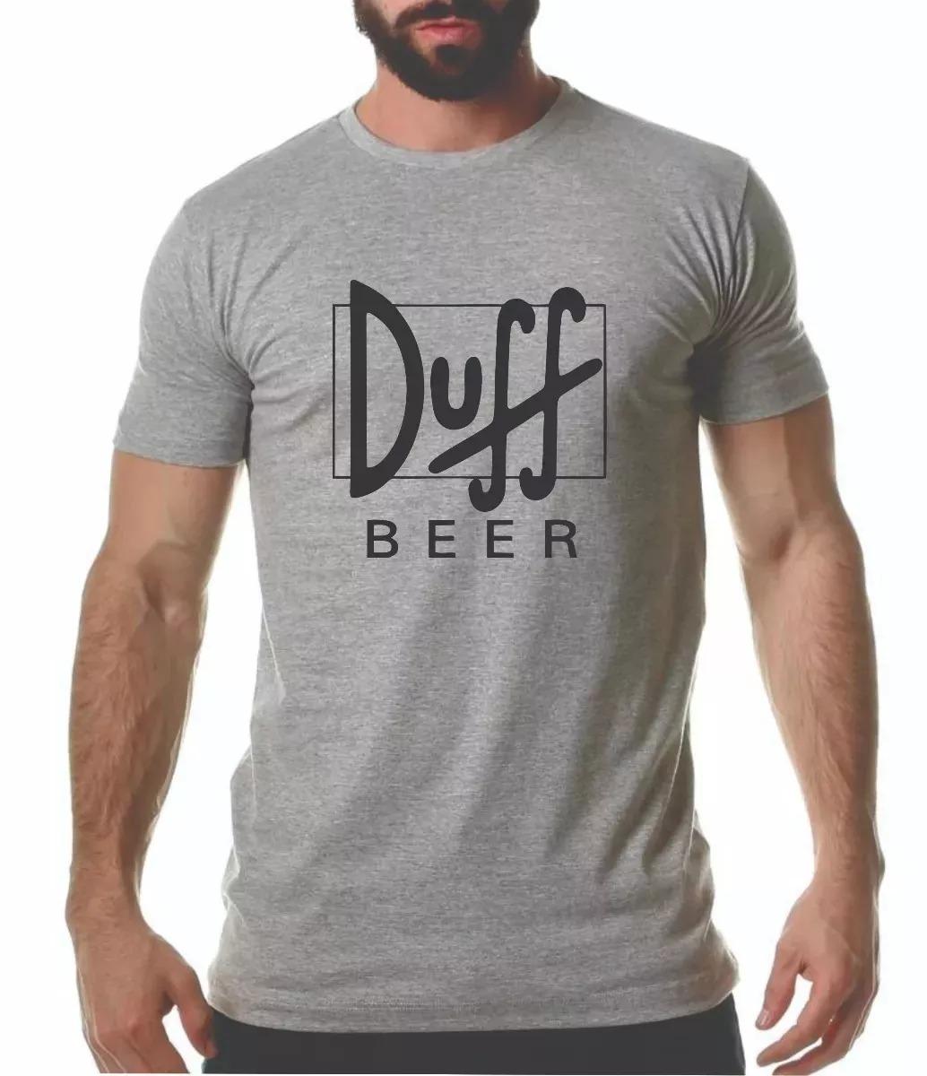 a9b912a92 camiseta masculina duff homer simpson duff beer promoção. Carregando zoom.