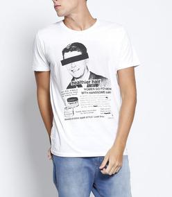 03656bbf2 Camiseta Colcci - Calçados, Roupas e Bolsas no Mercado Livre Brasil