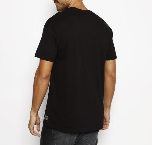 camiseta masculina estampada colcci tam g vários modelos
