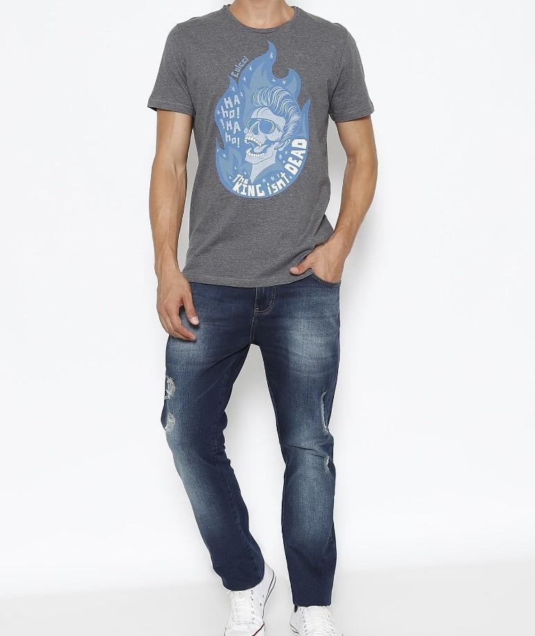 c7b9d8d44 camiseta masculina estampada colcci tam p vários modelos. Carregando zoom.