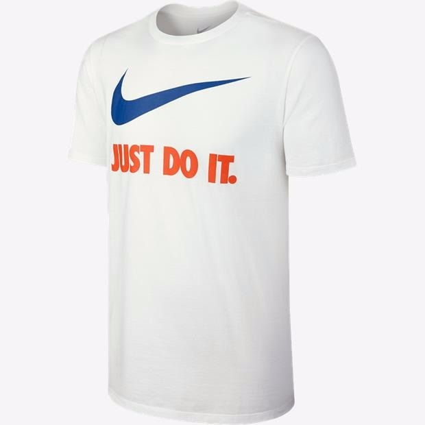 Camiseta Masculina Just Do It Nike - R  69 7187f92cfebe6