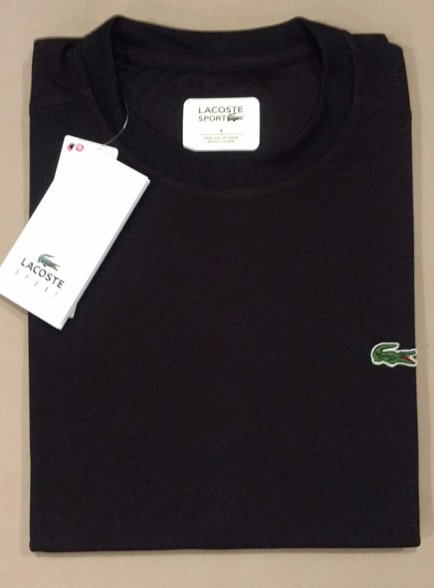 0bd9e11ca Camiseta Masculina Lacoste Sport Ultra Dry Pronta Entrega - R$ 140 ...