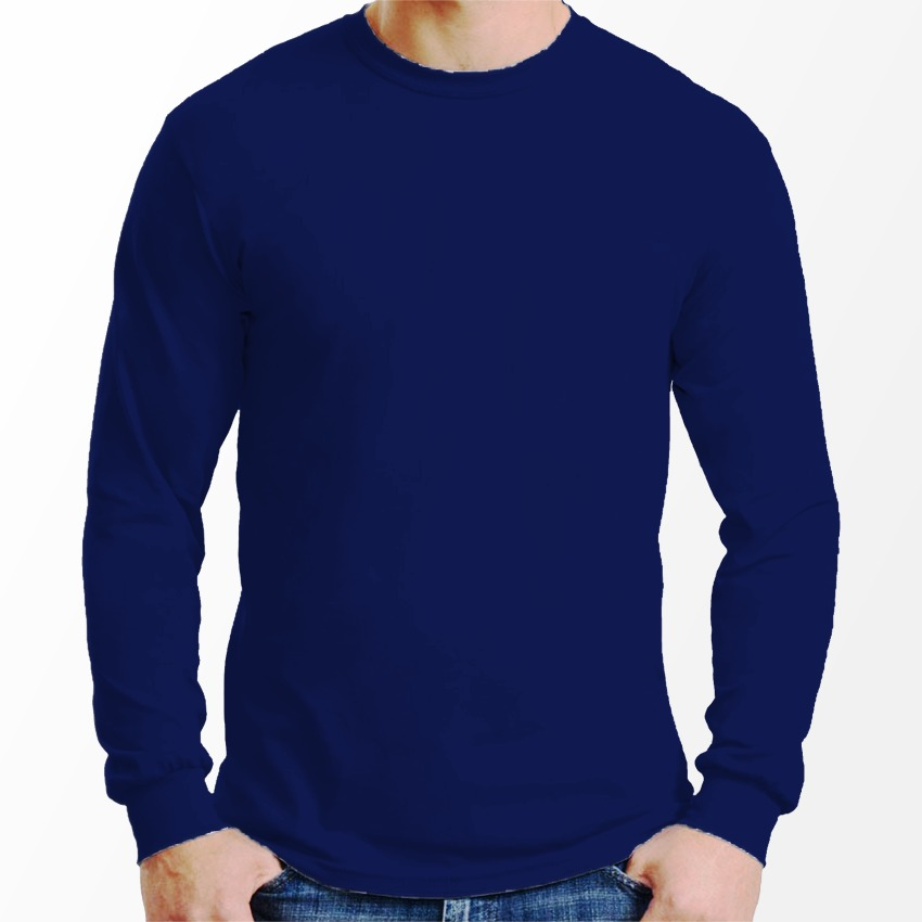 ccd796d0a8 camiseta masculina lisa - manga longa - ótimo algodão 100%. Carregando zoom.
