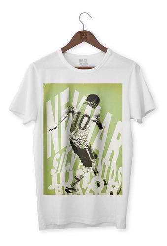 camiseta masculina neymar