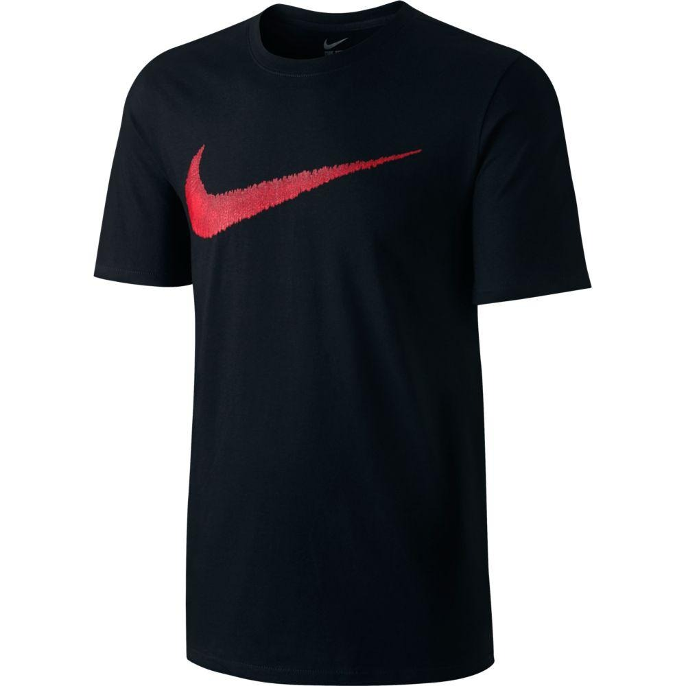 camiseta masculina nike tee-hangtag swoosh 707456-010. Carregando zoom. ad2a3c8657418