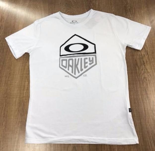 Camiseta Masculina Oakley Original Camisa Regata Marca Surf - R  74 ... d31f48cc7c