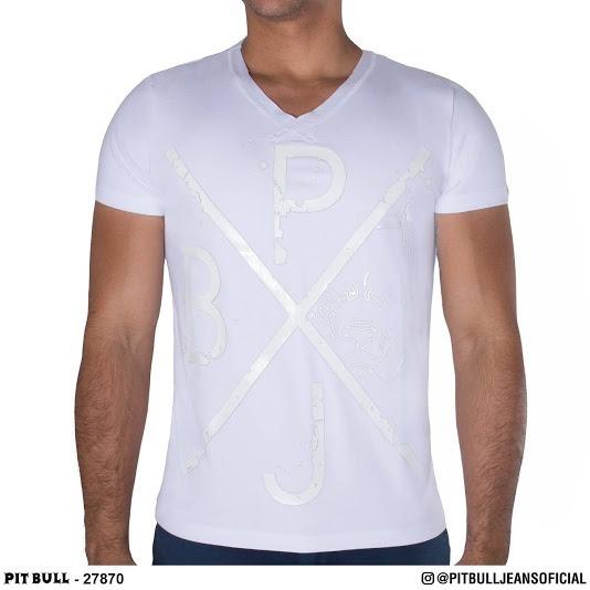 Camiseta Masculina Pit Bull Original. Ref. 27870 (enc) - R  119,99 ... 08cdc15ed8