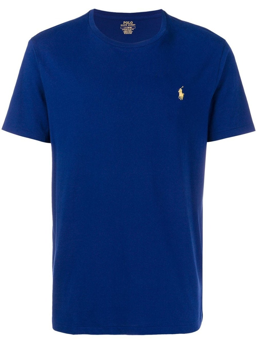 46d9f861a7 camiseta masculina polo ralph lauren em várias cores bordada. Carregando  zoom.
