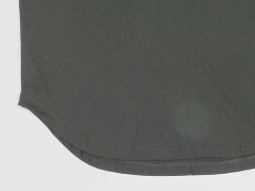 camiseta masculina premium alongada basica