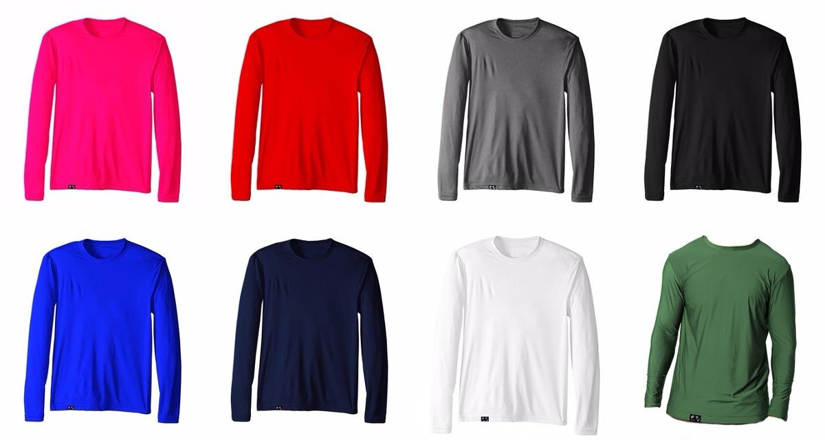 3cd82b0d5 camiseta masculina proteção solar line ice tecido gelado uv. Carregando  zoom.