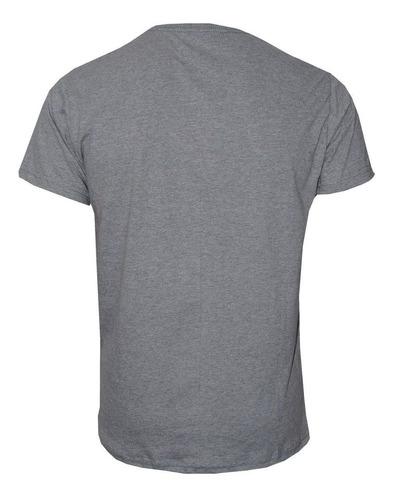 camiseta masculina quality goods