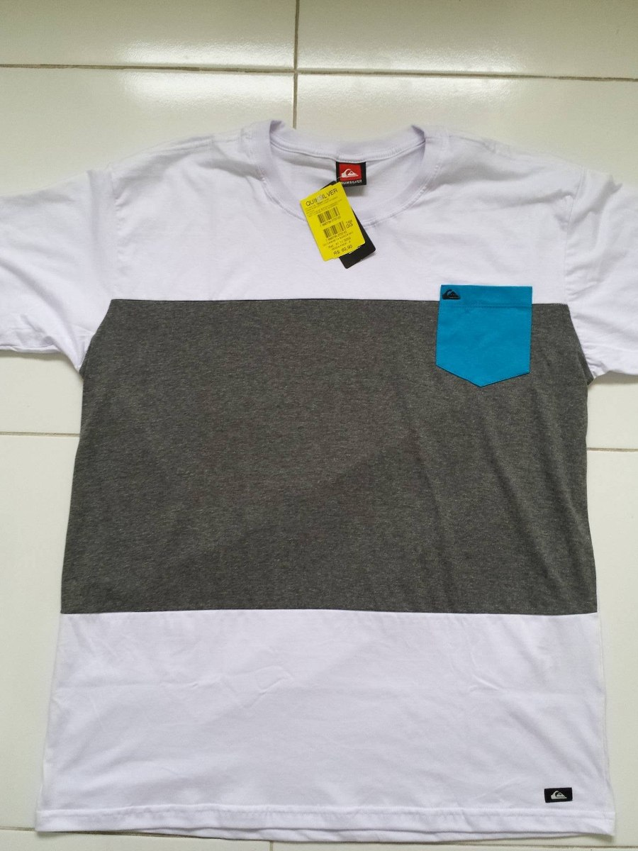 da46022148db5 Camiseta Masculina Quiksilver
