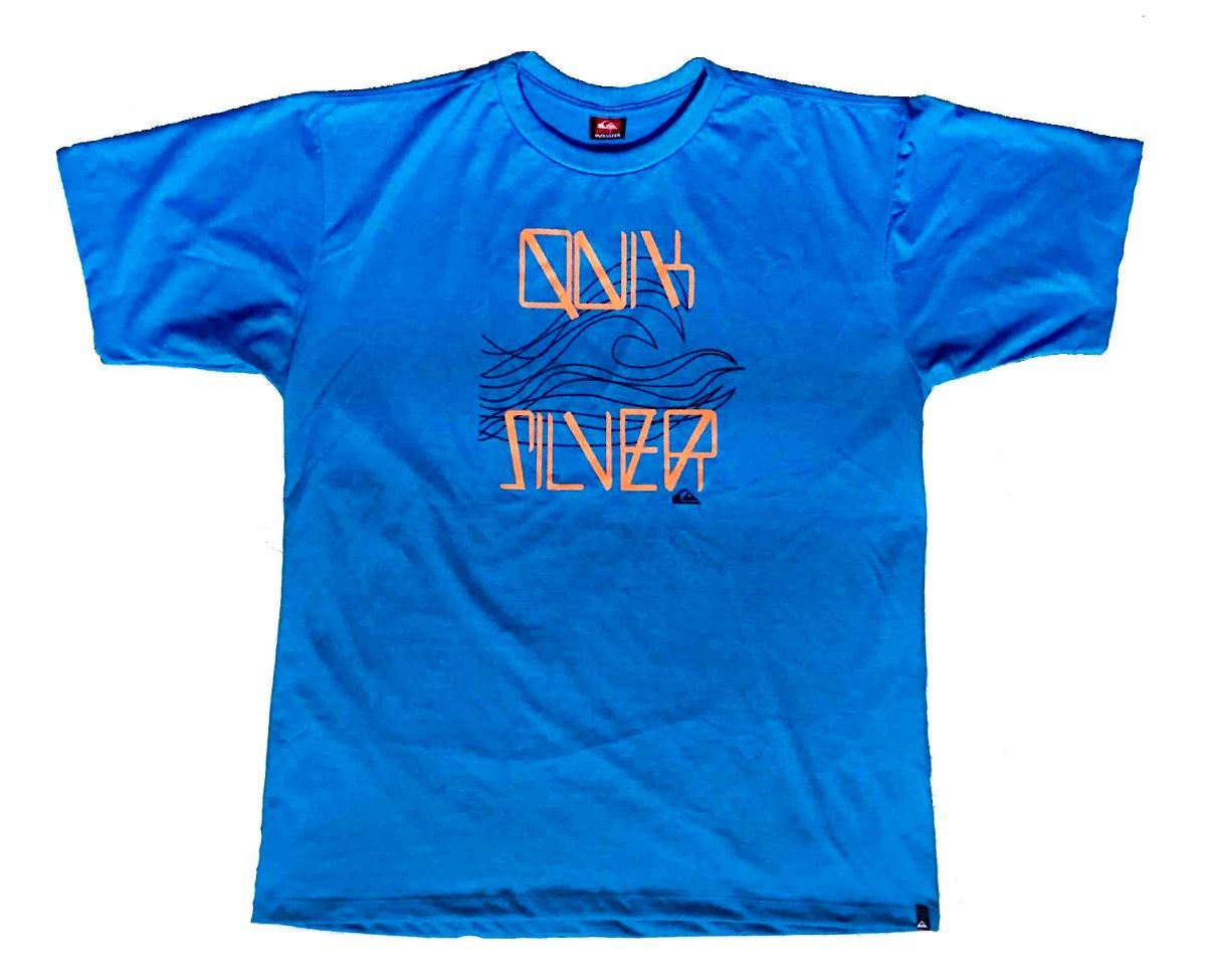 camiseta masculina quiksilver plus size original tam. 52 gg. Carregando  zoom. fb36aafb01
