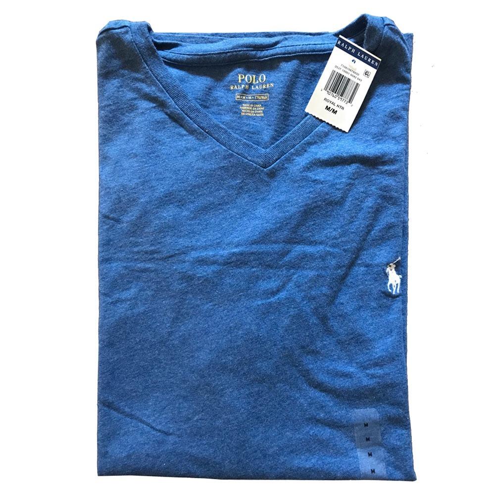 camiseta masculina ralph lauren - gola v - tam  xl ou gg p3. Carregando zoom . a555a7ae940