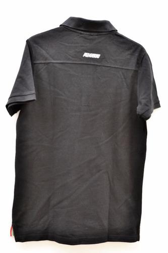 camiseta masculina scuderia ferrari importada italia tam. p