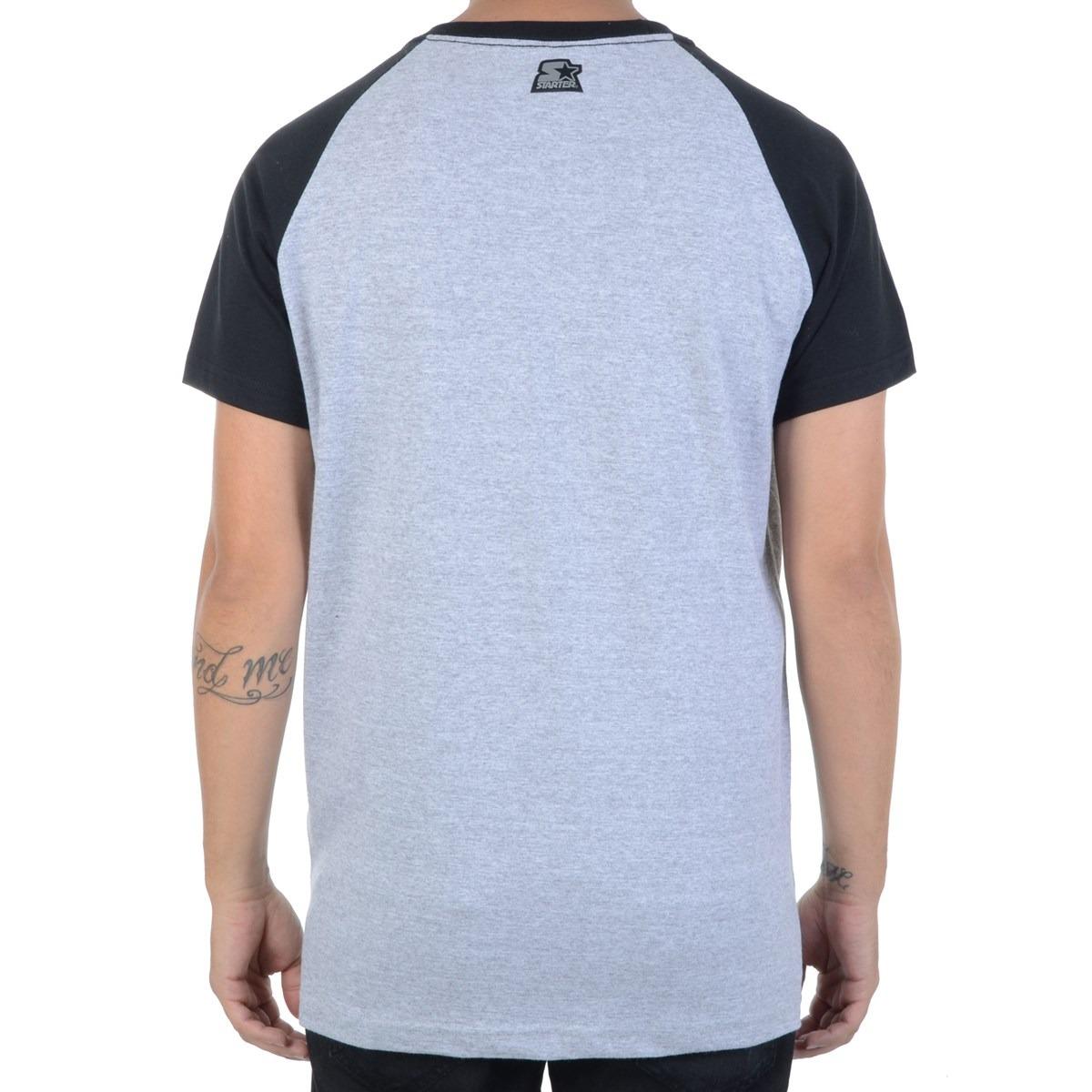 camiseta masculina starter especial recorte. Carregando zoom. 929c9e47a7f