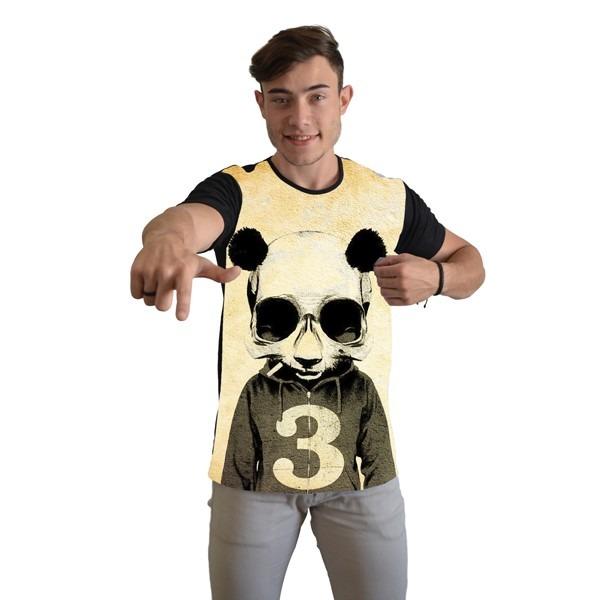 61da18a4ed Camiseta Masculina Store One Number Diferente Personalizada - R  74 ...