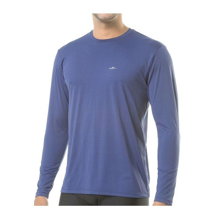 Camiseta Masculina Térmica Manga Longa Elite - 125372 - R  193 21ad08334a7