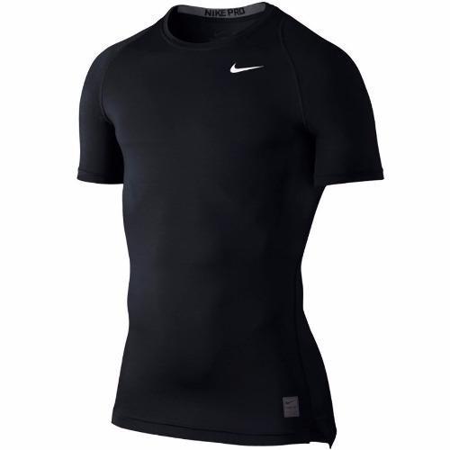 65d9bddc4ae5c Camiseta Masculino Nike Pro Cool Compressao 703094-010 - R  104