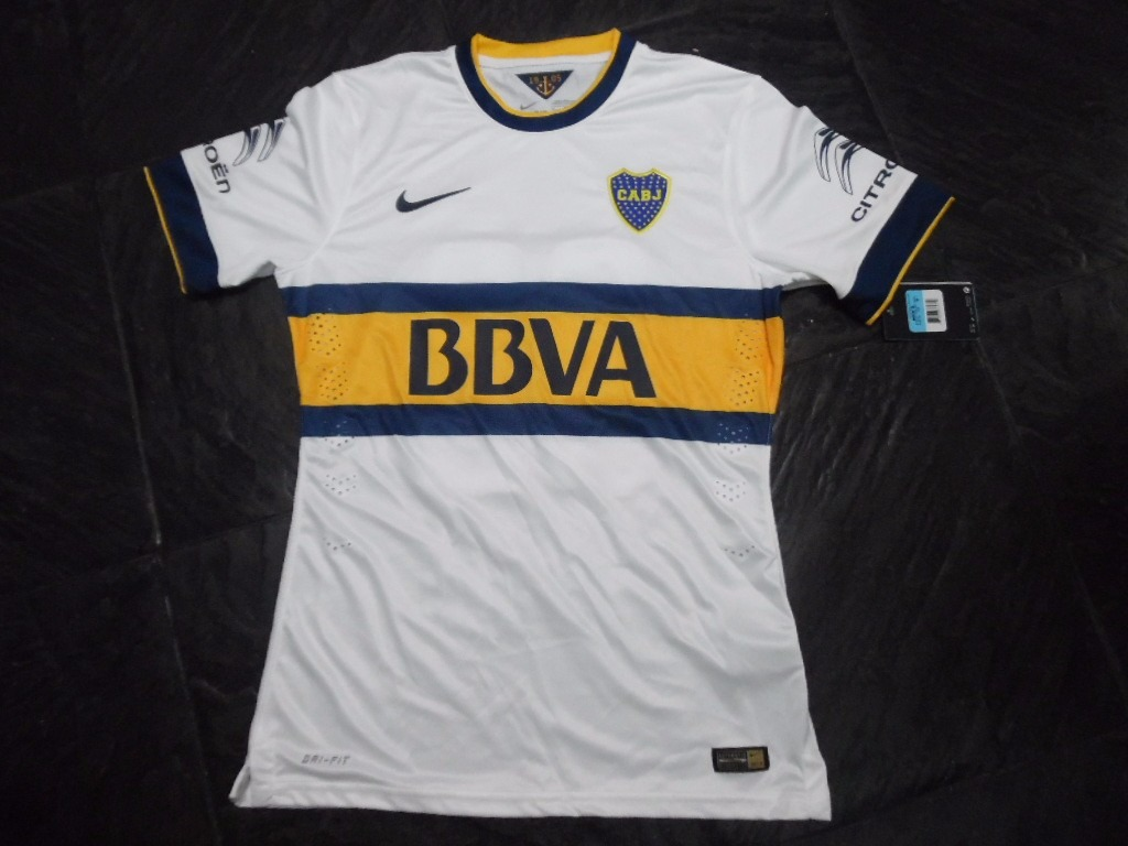 0d4c2718e3f7e Camiseta Match De Juego Boca Juniors 2015 Alt.  10 Carlitos ...