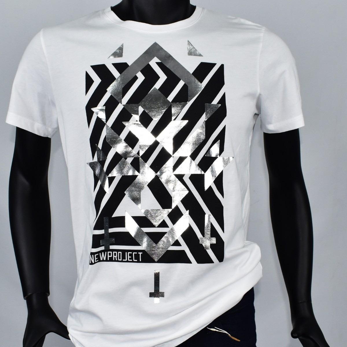 0466c72c0 Camiseta Mc De New Project Para Hombre - U$S 24,99 en Mercado Libre