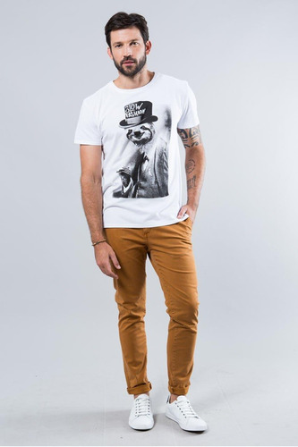 camiseta mc estampada slow fashion reserva