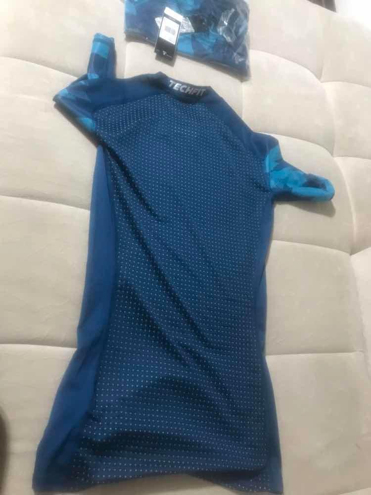 camiseta mc tf ci gx adidas compressão original novo. Carregando zoom. c24e65e53b1f0