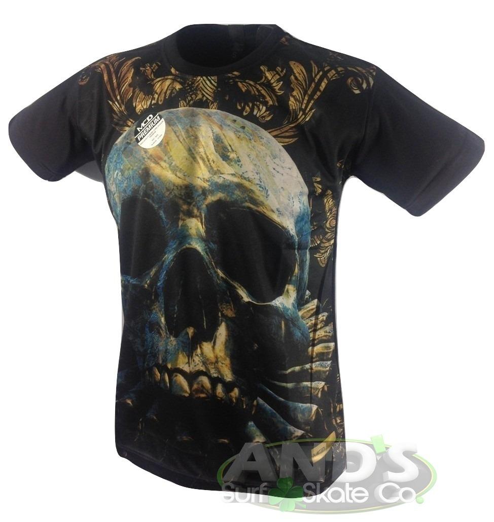 camiseta mcd caveira oakley hurley ands 18. Carregando zoom. ee83463118e