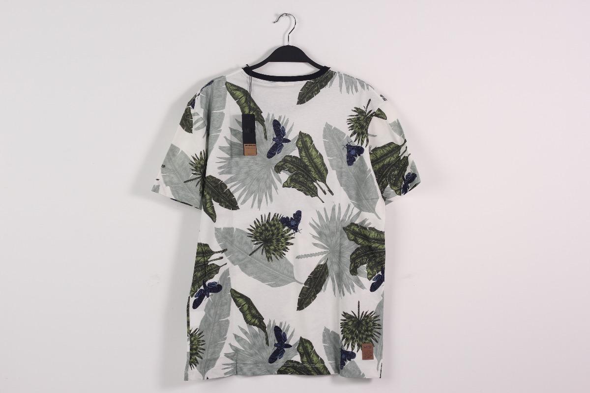 837acde5c6641 camiseta mcd core leaves especial cru. Carregando zoom.