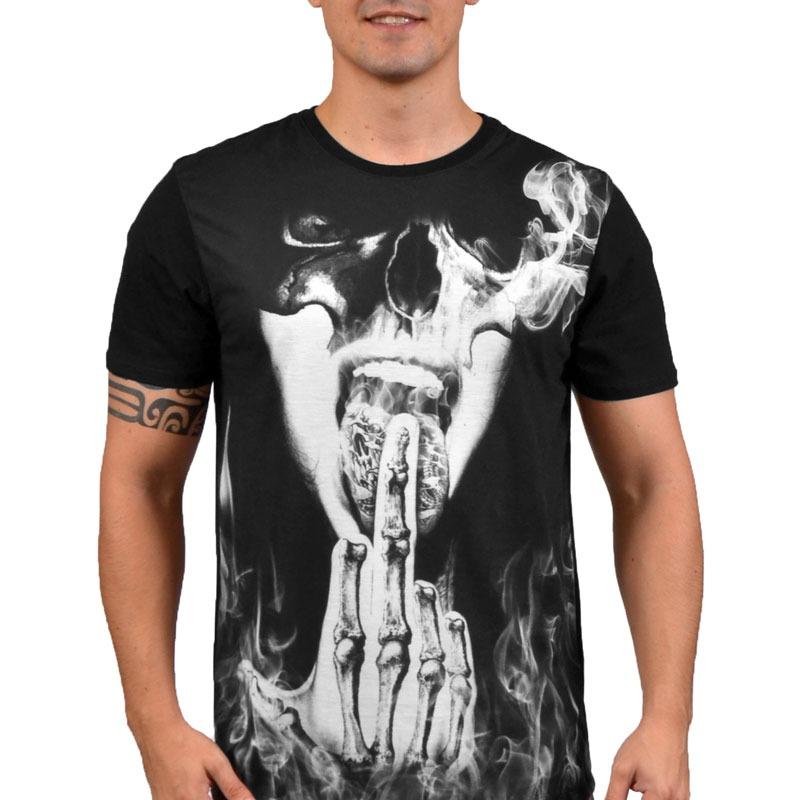 camiseta mcd especial core bones preta. Carregando zoom. c20ee6749f4