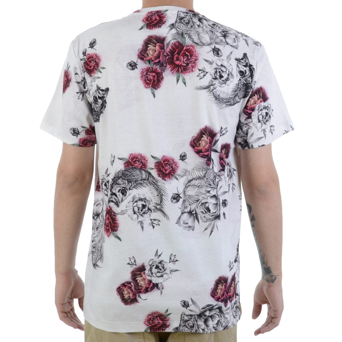 b28cd840f10a3 camiseta mcd especial flower fish. Carregando zoom.