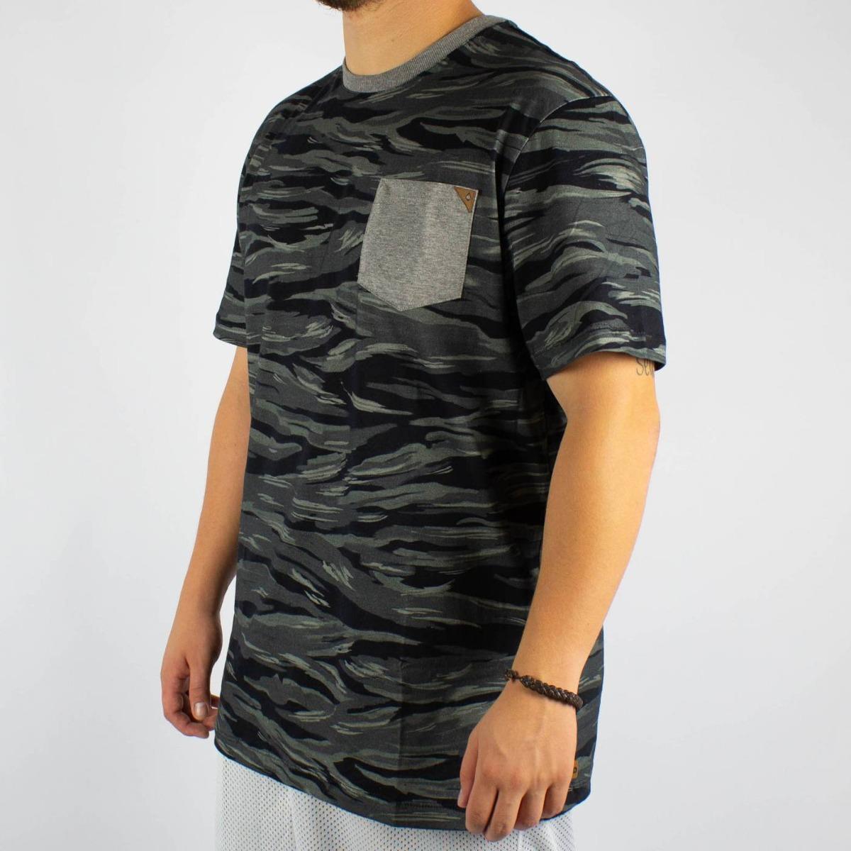 camiseta mcd especial full camuflada preta original. Carregando zoom. 06127f51741