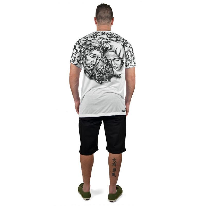 e19201a7febb7 camiseta mcd especial pieta branca. Carregando zoom.