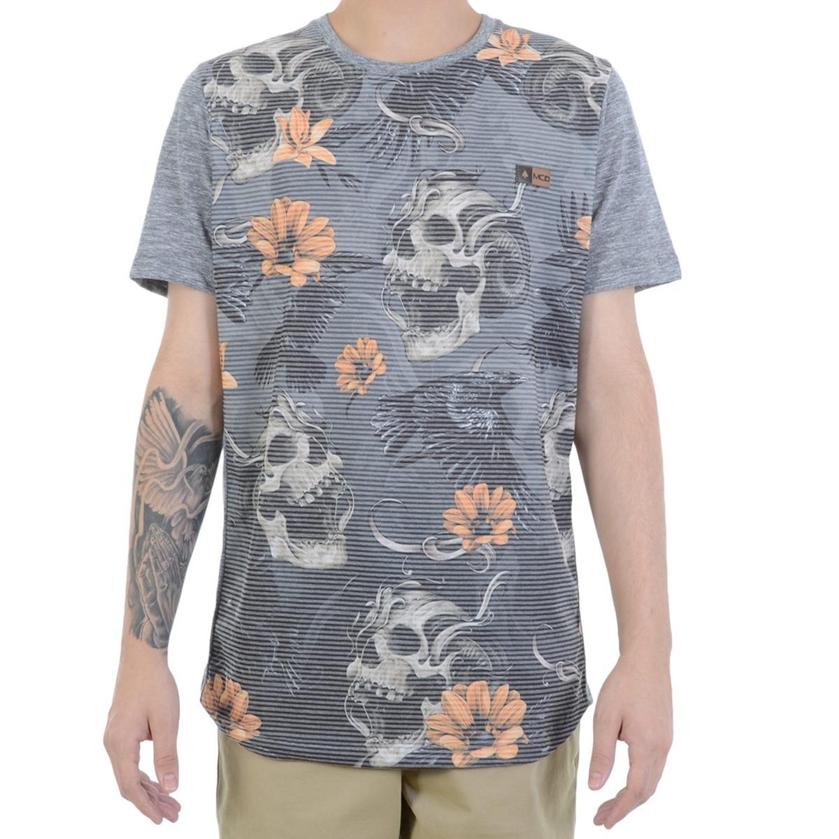 camiseta mcd especial scream skull. Carregando zoom. ce5817a3af6