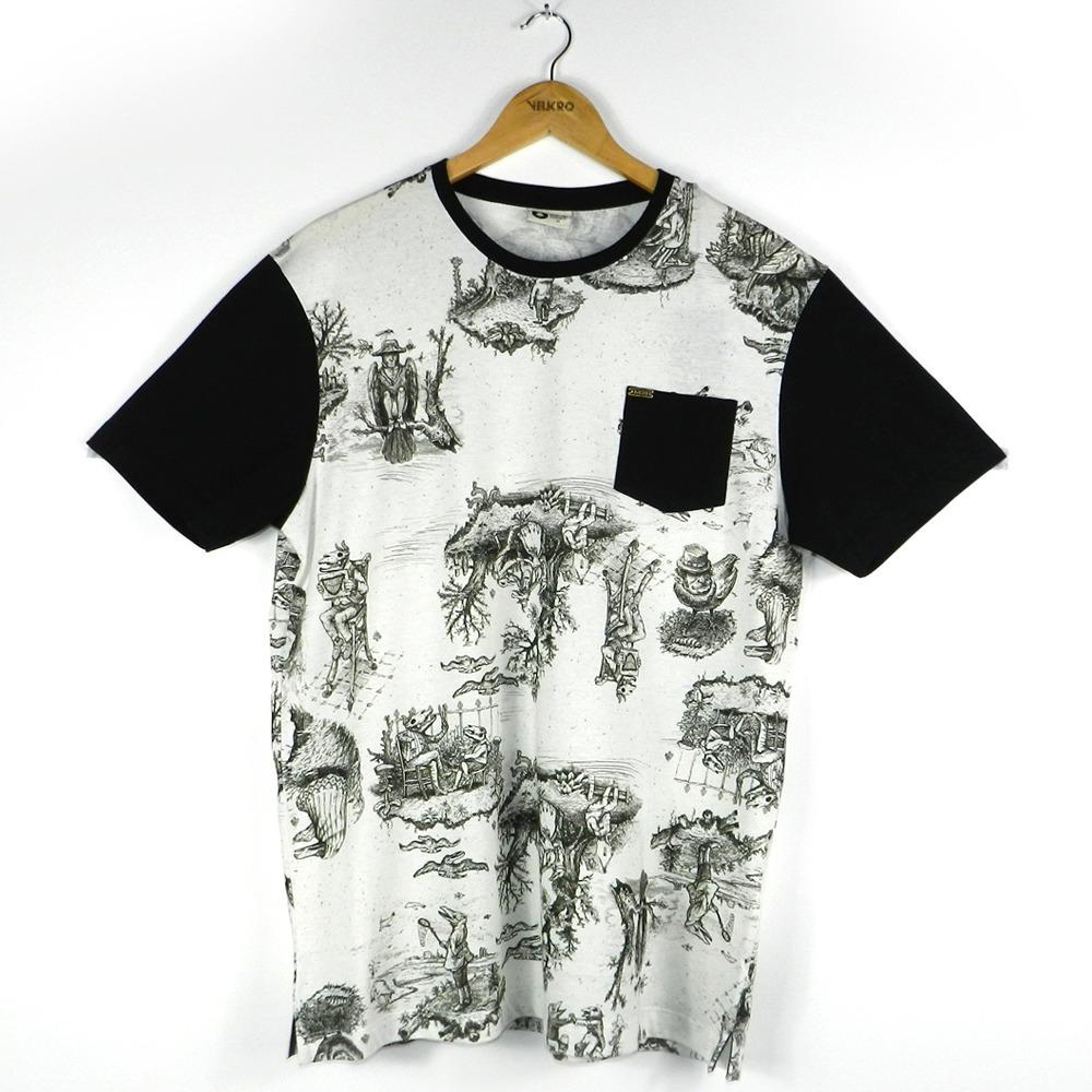 f2f53dfad88f6 camiseta mcd especial toile bizarre 100% original + frete. Carregando zoom.