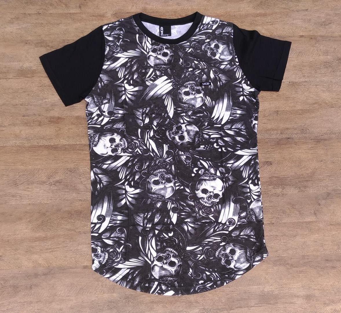 camiseta mcd full nightmare - especial preta. Carregando zoom. 9160496d01d