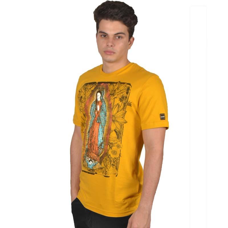 3c539c21a53f5 camiseta mcd guadalupe amarela. Carregando zoom.