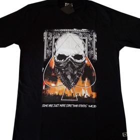Camiseta Mcd Original Camisa Blusa Masculina - Andimar Surf