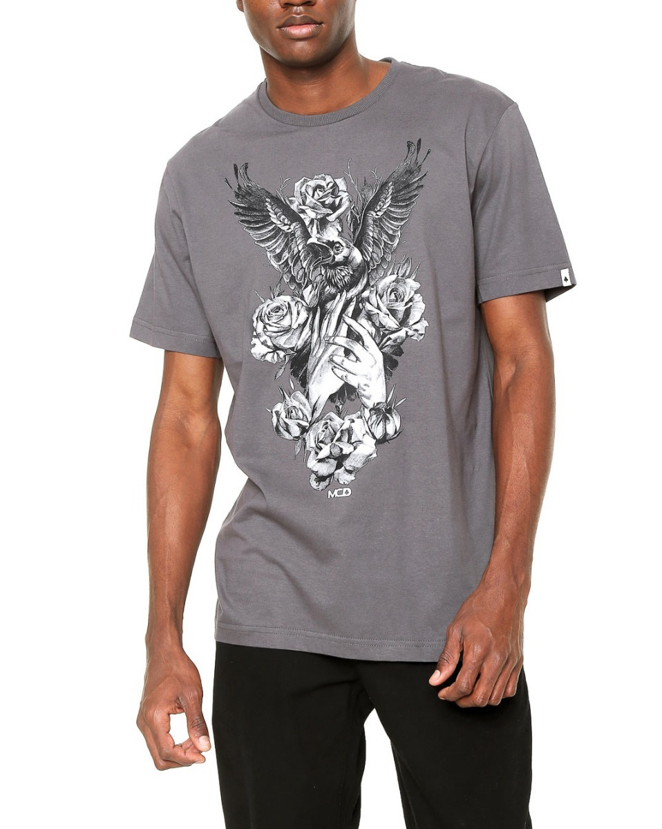 6bd58aad1ece9 camiseta mcd regular free flight carbono - original + frete. Carregando  zoom.